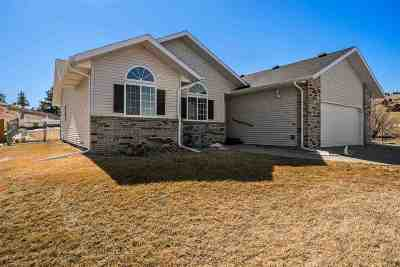Rapid City Single Family Home For Sale: 943 Nicole