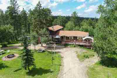Spearfish Single Family Home For Sale: 10084 Beaver Creek