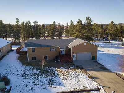 Sturgis Single Family Home Uc-Contingency-Take Bkups: 1385 Otter