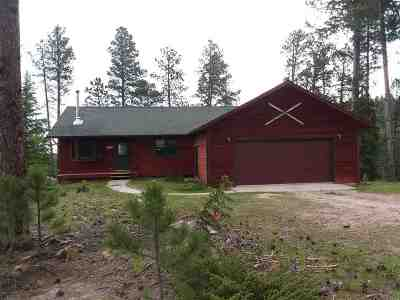 Lead Single Family Home For Sale: 11210 Jack Pine