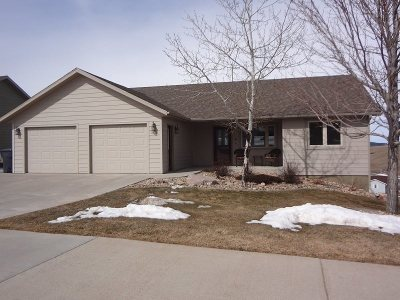 Spearfish Single Family Home Sale Of Prop Contingency: 3310 Roughlock