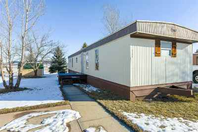 Spearfish Single Family Home For Sale: 1140 Spearfish Mountain