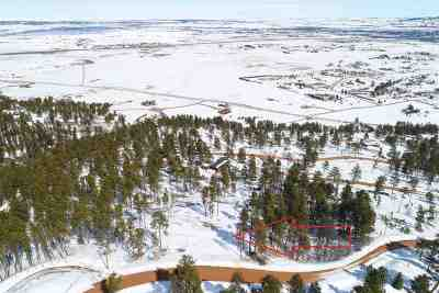 Spearfish Residential Lots & Land For Sale: Lot 29 Timberline