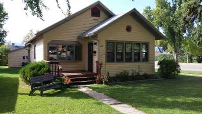 Spearfish Single Family Home Uc-Contingency-Take Bkups: 739 State Street