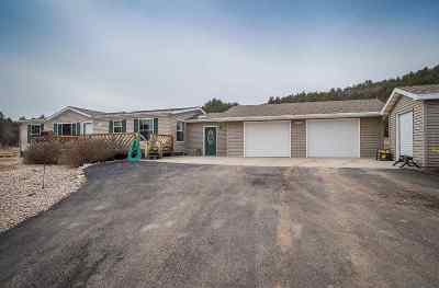 Whitewood SD Single Family Home Uc-Contingency-Take Bkups: $240,000