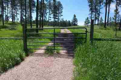 Custer SD Residential Lots & Land For Sale: $665,000