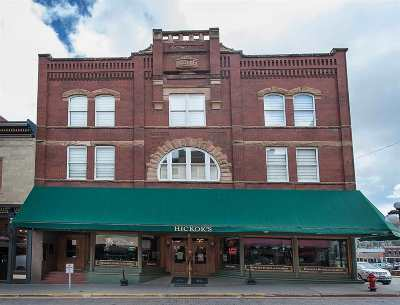 Deadwood, Lead Commercial For Sale: 685 Main Street