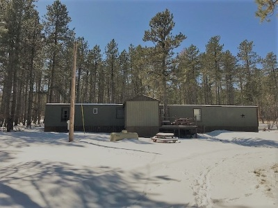 Sturgis SD Single Family Home For Sale: $125,000