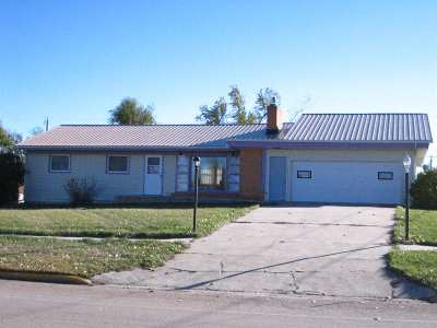 Newell Single Family Home For Sale: 317 8th