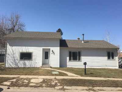 Sturgis Single Family Home Uc-Contingency-Take Bkups: 1417 Spruce