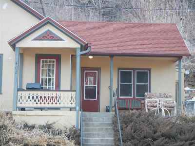 Deadwood, Lead Single Family Home For Sale: 402 Williams