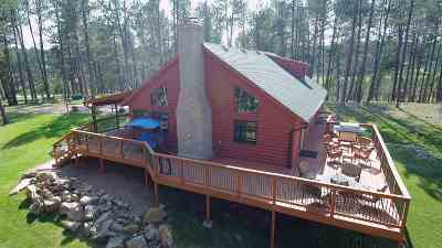 Custer SD Single Family Home Uc-Contingency-Take Bkups: $389,000