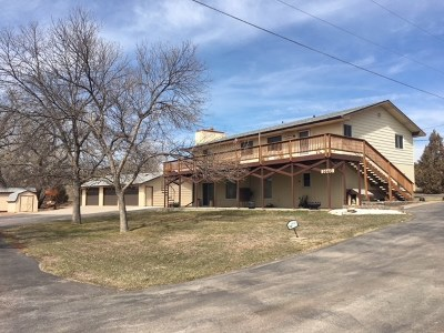 Hot Springs Single Family Home For Sale: 1446 Clark