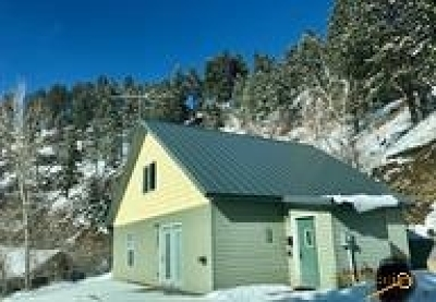 Deadwood, Lead Single Family Home Under Contract-Dont Show: 419 A Cliff