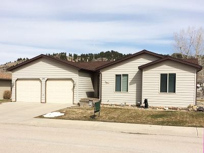 Spearfish Single Family Home For Sale: 2412 N Canyon