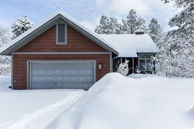 Spearfish Single Family Home Uc-Contingency-Take Bkups: 368 Oak Ridge