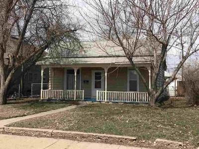 Belle Fourche SD Single Family Home For Sale: $79,900
