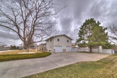 Rapid City Single Family Home Uc-Contingency-Take Bkups: 3210 Iris