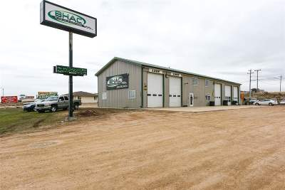 Belle Fourche Commercial For Sale: 2203 & 2207 5th