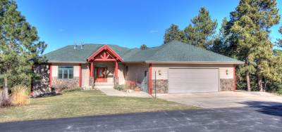 Rapid City Single Family Home Under Contract-Dont Show: 23823 Kieffer Ranch Rd.