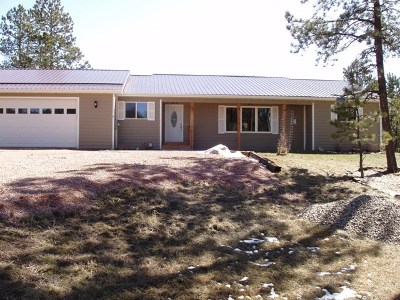 Custer Single Family Home Uc-Contingency-Take Bkups: 25251 Wittrock
