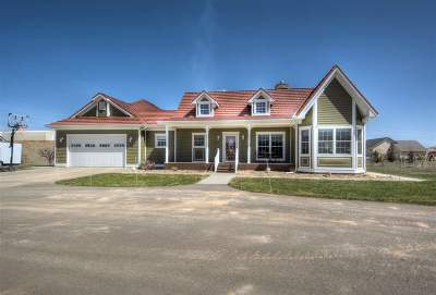 Spearfish, Deadwood/central City, Deadwood, Strugis, Whitewood, Belle Fourche, Spearfish Canyon Single Family Home For Sale: 1716 Country School