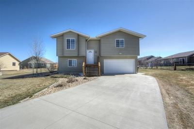 Spearfish Single Family Home For Sale: 1817 Selway
