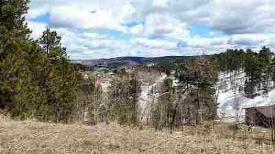 Deadwood, Lead Residential Lots & Land For Sale: Lot 3 Mountain View