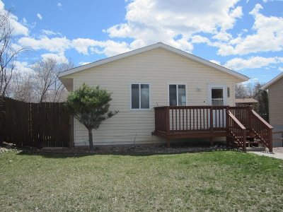 Single Family Home Uc-Contingency-Take Bkups: 2205 Wilson