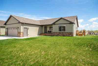 Spearfish SD Single Family Home For Sale: $349,000
