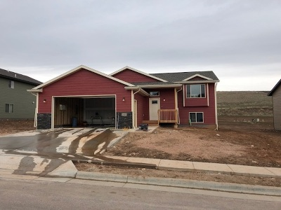 Sturgis SD Single Family Home Uc-Contingency-Take Bkups: $210,150
