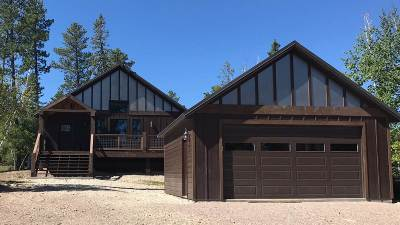 Deadwood, Lead Single Family Home For Sale: 21281 Rubys