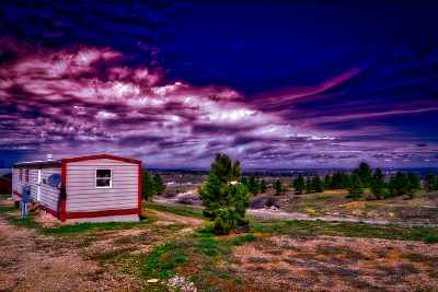 Belle Fourche SD Single Family Home For Sale: $99,000