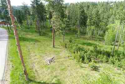 Spearfish SD Residential Lots & Land For Sale: $75,000