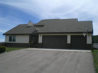 Sturgis Single Family Home For Sale: 1304 Evergreen