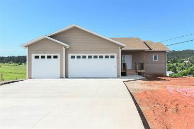 Spearfish SD Single Family Home Uc-Contingency-Take Bkups: $308,000