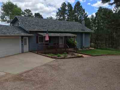 Hot Springs Single Family Home For Sale: 12774 Pine