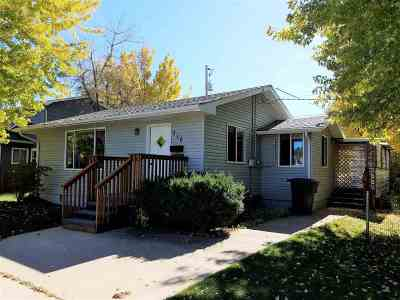 Sturgis Single Family Home Sale Of Prop Contingency: 716 Douglas