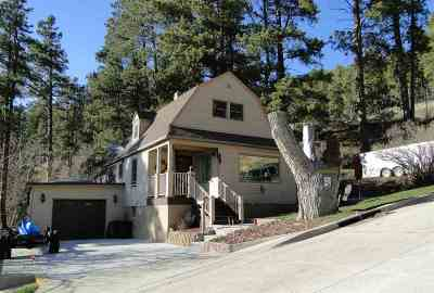 Deadwood Single Family Home For Sale: 69 Lincoln