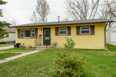 Sturgis Single Family Home For Sale: 1956 Williams