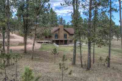 Custer Single Family Home Uc-Contingency-Take Bkups: 11929 Emerald Road