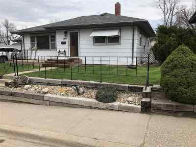 Belle Fourche Single Family Home Under Contract-Dont Show: 1415 12th