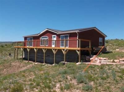 Hot Springs Single Family Home For Sale: 27927 Cascade Springs Rd