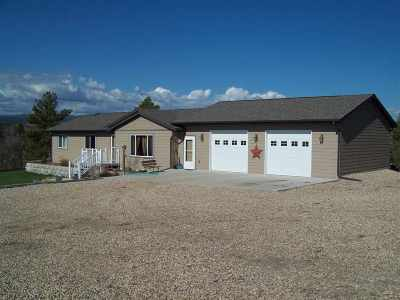Sturgis Single Family Home Uc-Contingency-Take Bkups: 20741 Oak Ridge