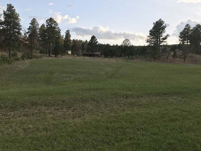 Sturgis Residential Lots & Land For Sale: Boulder Canyon
