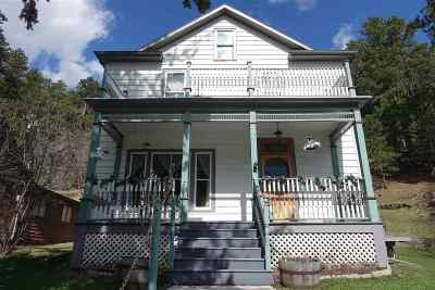 Deadwood Single Family Home For Sale: 890 Main