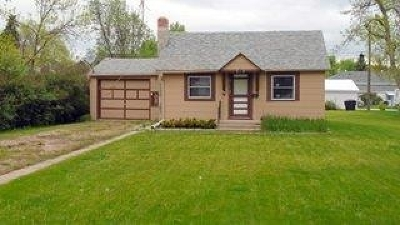 Sturgis SD Single Family Home For Sale: $60,000