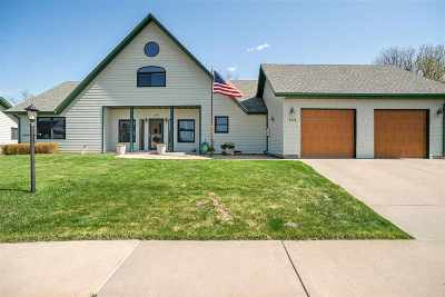 Sturgis Single Family Home For Sale: 183 Oak Grove
