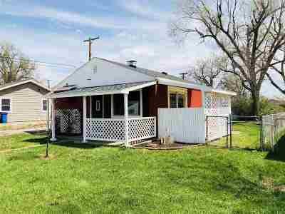 Rapid City Single Family Home Uc-Contingency-Take Bkups: 2136 Elm Ave