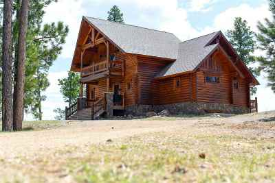 Deadwood, Lead Single Family Home For Sale: 20942 Morning Star